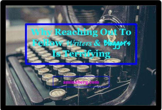 reaching out to writers