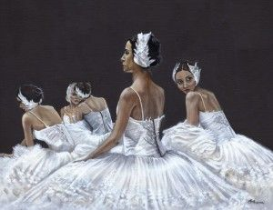 'The Final Rehearsal' by Pam Morton