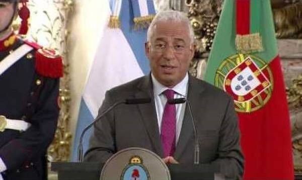 Palabras del Presidente Mauricio Macri y del Primer Ministro de Portugal Antonio Costa