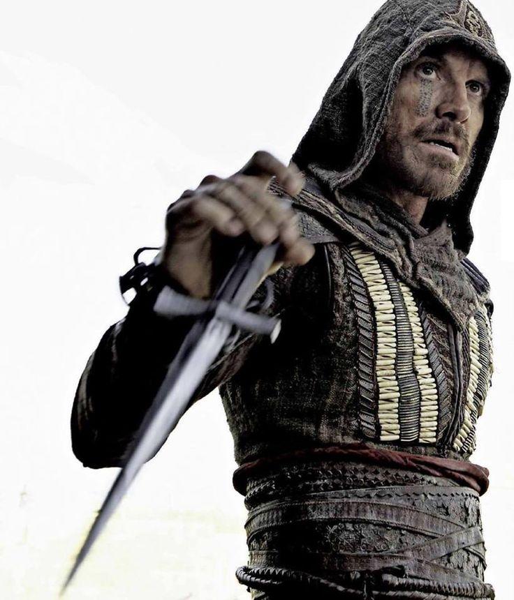 Amazing #AssassinsCreedMovie picture edited from our digital copy of Empire Magazine. @AccessTheAnimus. Michael FassbenderAssassins CreedThe ...