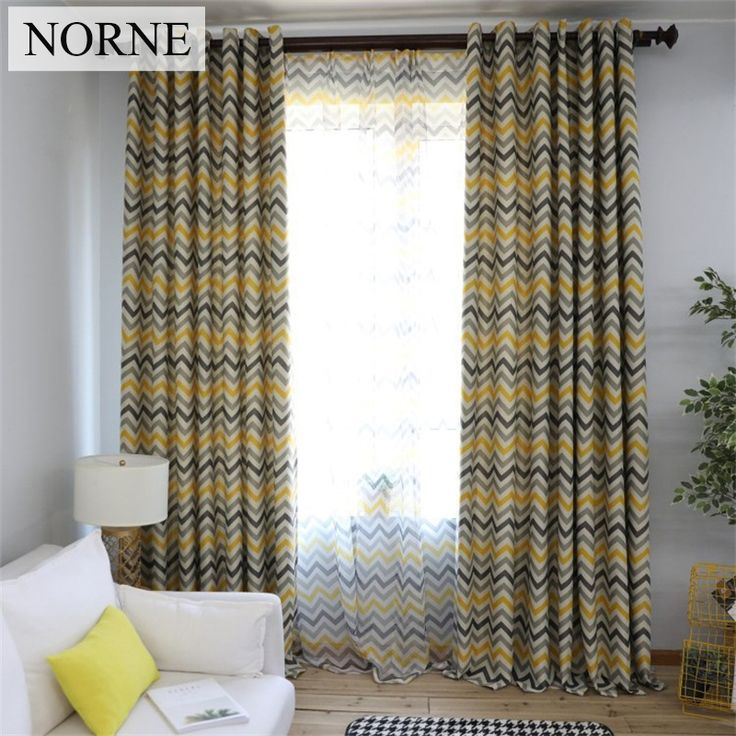 Find More Curtains Information about NORNE Modern Geometric Pattern Window Treatment Blackout Curtains Drapes for Bedroom Living Room Kitchen Door Blinds Curtain,High Quality blackout curtains drapes,China curtains drapes Suppliers, Cheap drapes pattern from NORNE CURTAINS Store on Aliexpress.com