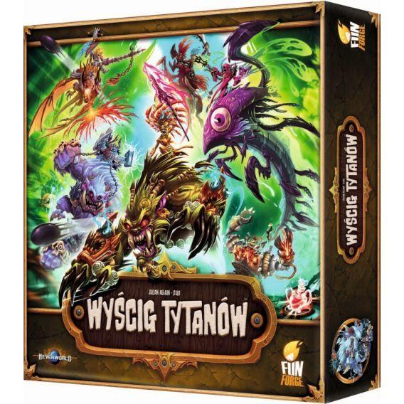 Wyscig Tytanow Fun Forging