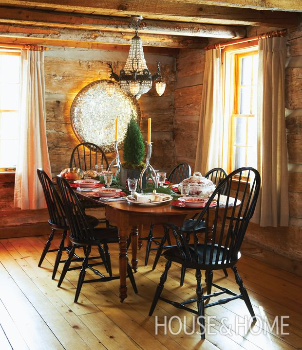 Feast Your Eyes Gorgeous Dining Room Decorating Ideas: 246 Best Images About Cottage Decorating & Design Ideas On