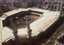 The Great Mosque at Mecca, November 20, 1979. Several hundred Saudi fundamentalists take over al-Haram, the Great Mosque at Mecca and the holiest site in Islam. The leader of the insurgents is Juhayman al-Utaybi, a direct descendant of the Ikhwan, the Wahhabi warriors who helped the Al Saud family take power in the early 1920s.The radicals call for a return to pure Islam, and a reversal of modernization.