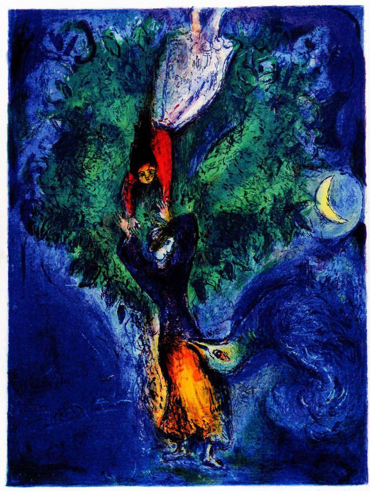 157 besten marc chagall bilder auf pinterest marc. Black Bedroom Furniture Sets. Home Design Ideas