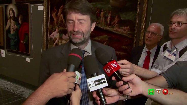 L'Arma per l'Arte e la Legalità - Intervista al Ministro Dario Francesch...