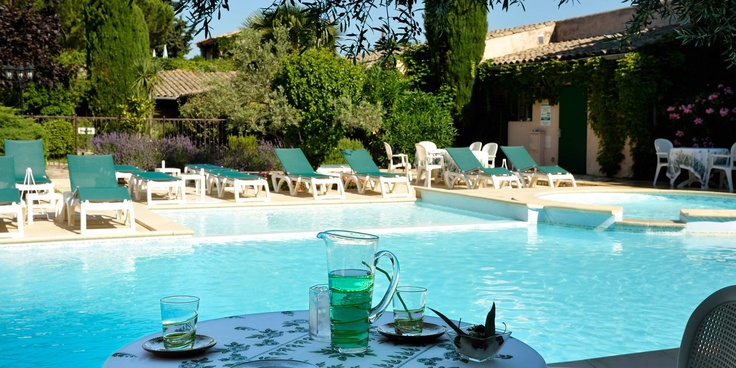 Restaurant gastonomique - Auberge de cassagne & Spa - Near Avignon