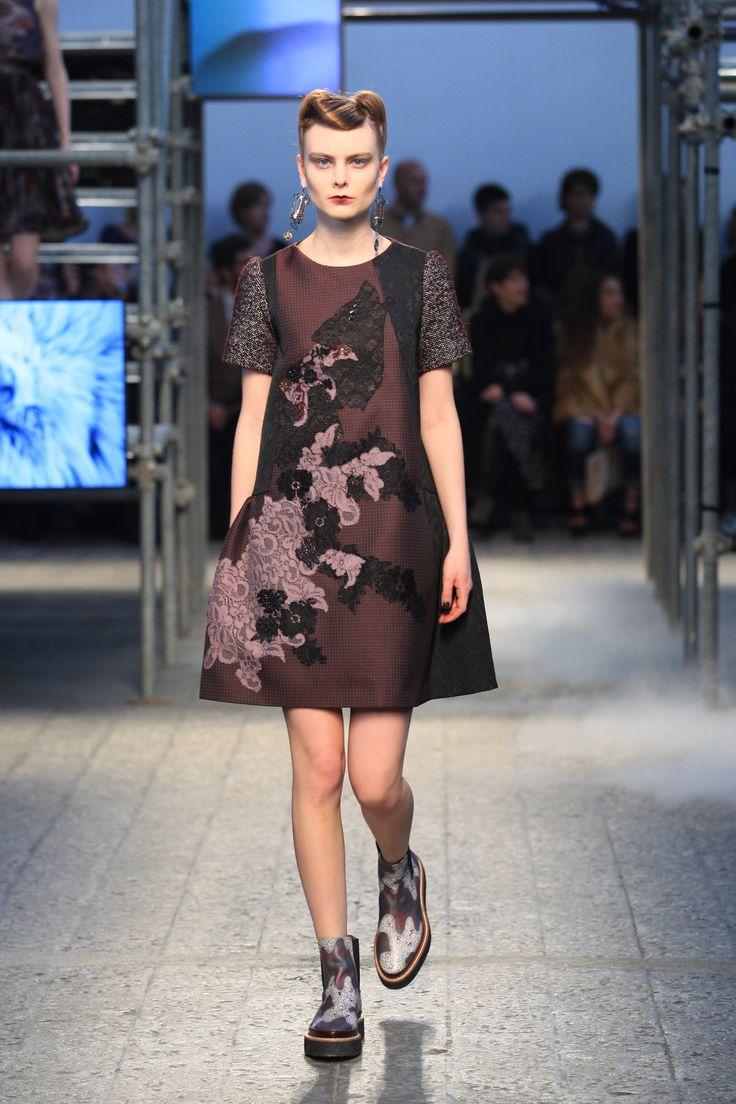 Fall Winter 2014-15 fashion show Antonio Marras