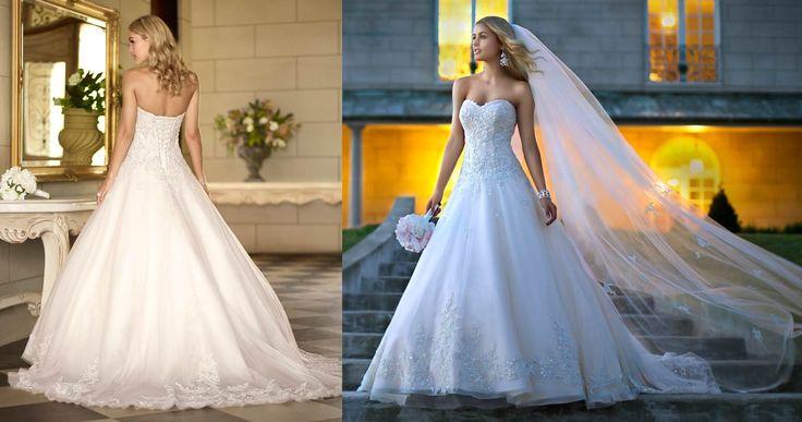 Stella york 5833 stella york wedding dresses pinterest for Stella york wedding dresses near me