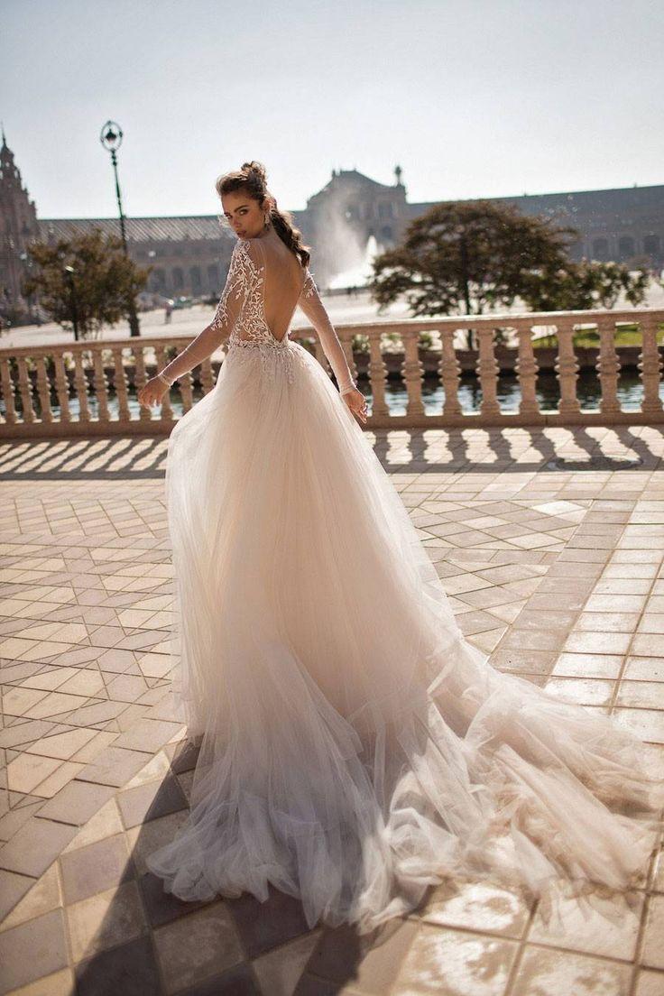 Berta Bridal Wedding Dresses: The Seville Collection!