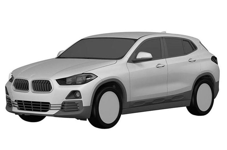 Patent drawings submitted by BMW in February with a patent and trademark office in Japan have recently surfaced online. They show the design of a new model to be badged an X2. The vehicle, spied in prototype form for over a year, is essentially an X1 with a more rakish look. BMW first hinted at the…