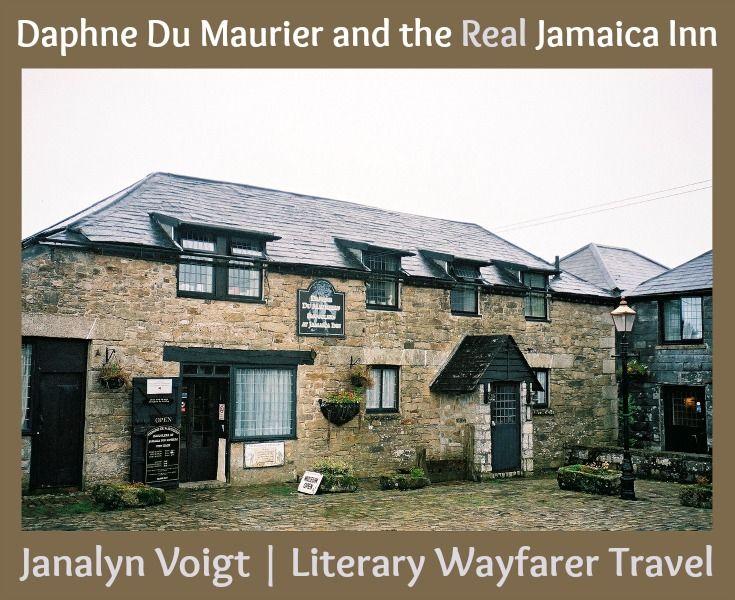 Daphne Du Maurier and the Real Jamaica Inn via @JanalynVoigt | Literary Wayfarer Travel