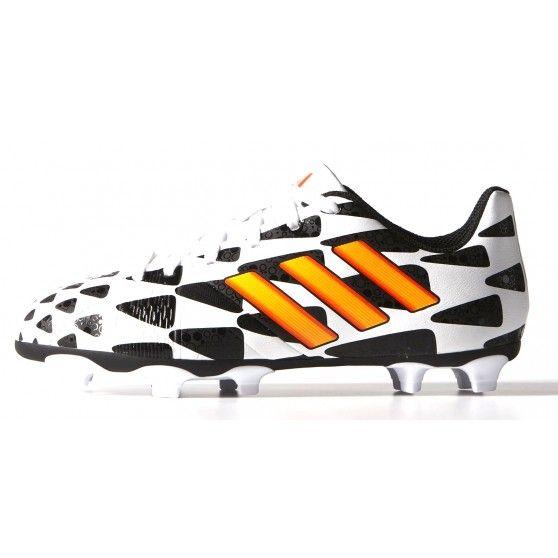 De Nitrocharge 3.0 FG voetbalschoenen junior van @adidas zijn speciaal ontwikkeld voor teamspelers die veel meters maken. Speciaal daarvoor leveren de schoenen veel comfort. #dws