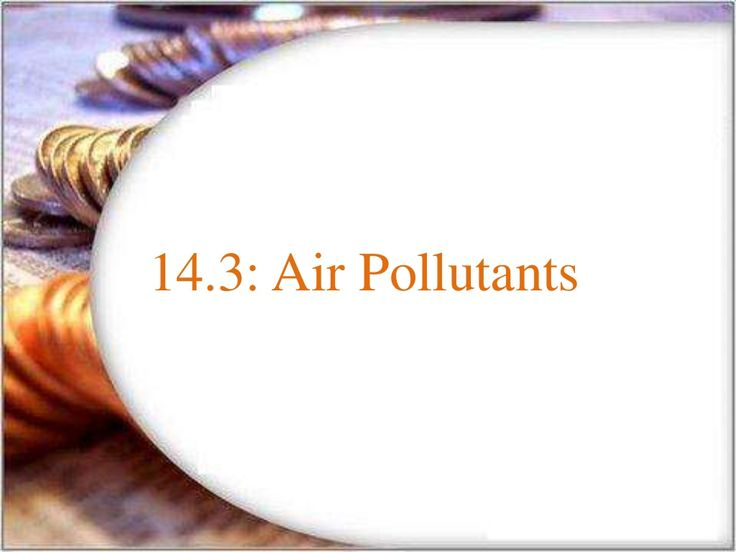 Air pollution: its causes,effects and pollutants by MalihaEesha via slideshare