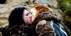 Jon Snow/Ygritte (Game of Thrones) | The 29 Hottest TV Hook-Ups Of 2013