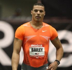 USA Track & Field - Ryan Bailey