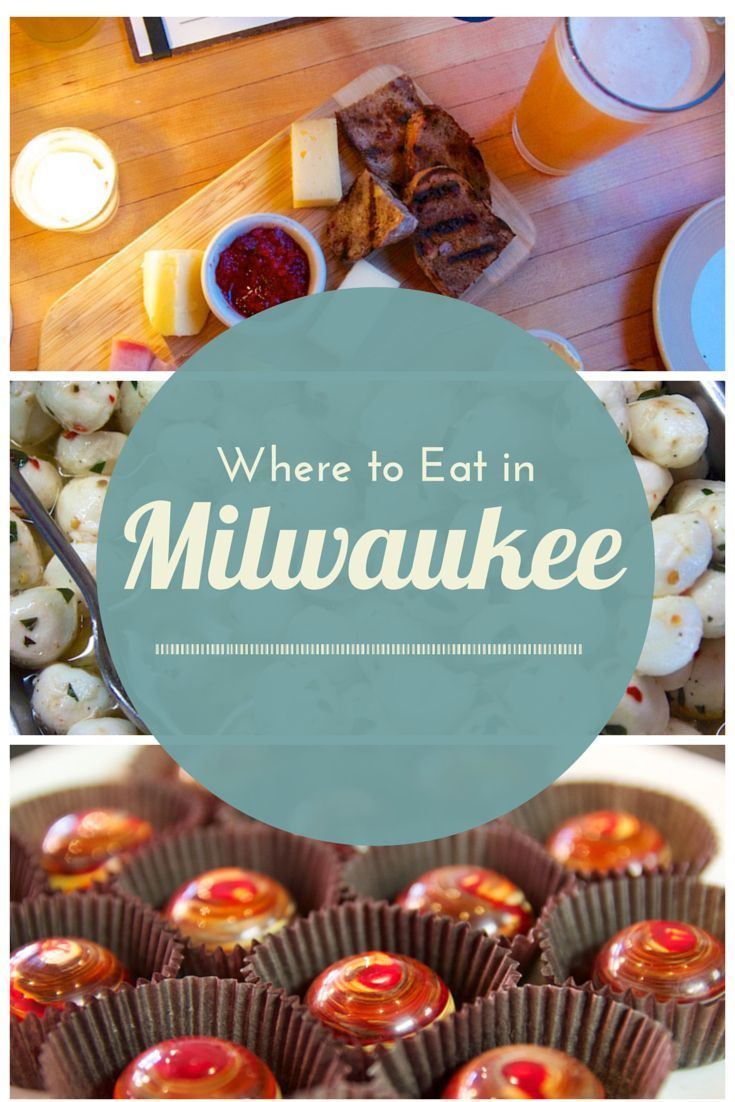 Where to Eat in Milwaukee