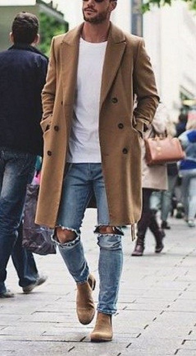 How To Style A Trench Coat?