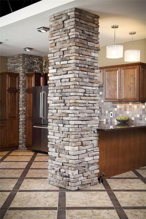 Best 25 Stone Columns Ideas On Pinterest Stone Front