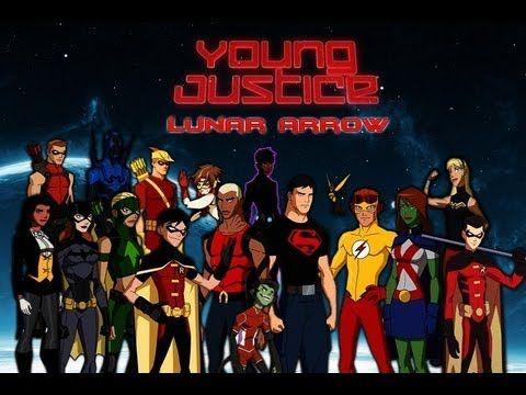 Бесплатно играть онлайн игру юная лига справедливости