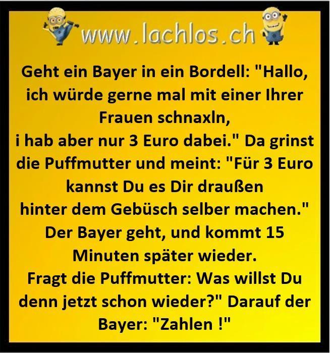 Bayern Quiz Lustig