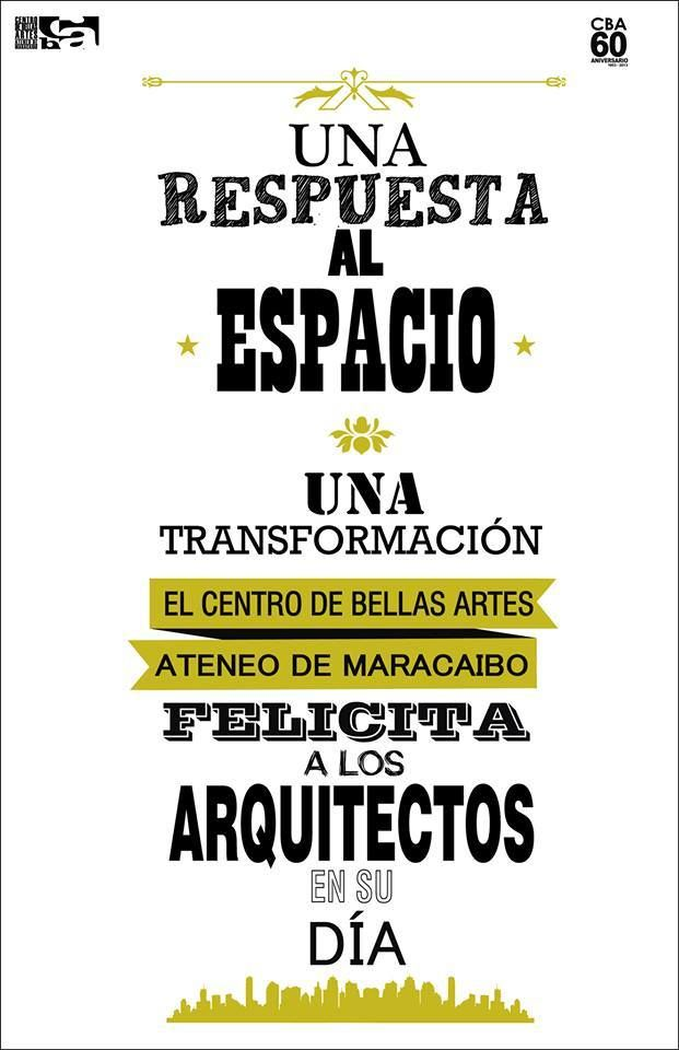 Día del arquitecto...
