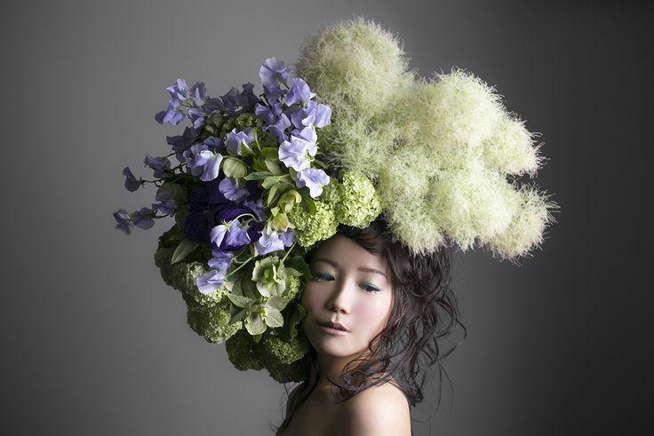ARTHANANINGEN1 /Floral man
