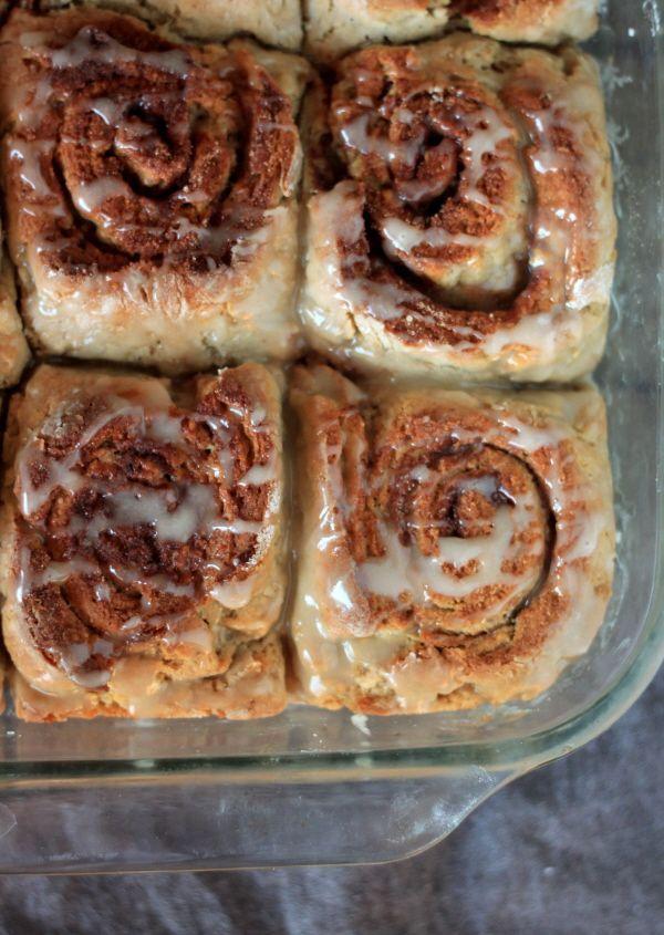 Gluten free cinnamon rolls, Cinnamon rolls and Cinnamon on Pinterest