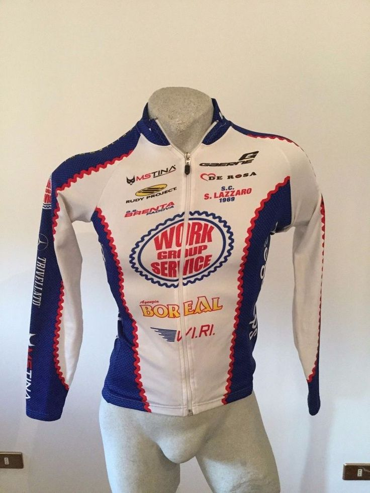 MAGLIA CICLISMO MSTINA MAPEI JERSEY SHIRT CYCLING YOUNG ZIP XXS MADE IN ITALY