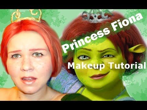 Someone suggested that i should do a Princess Fiona tutorial so i did :) Hope you enjoy!! Send any messages to poutbrush@outlook.com and i will be sure to me...