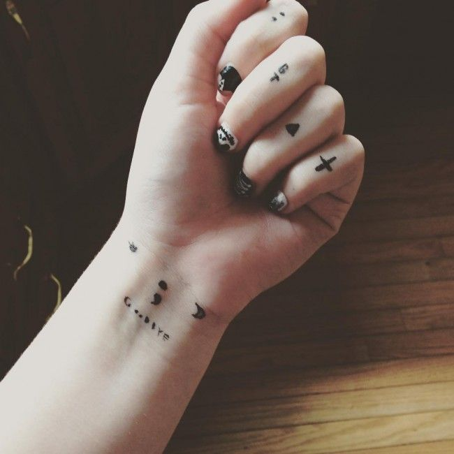 1000 ideas about small tattoos on