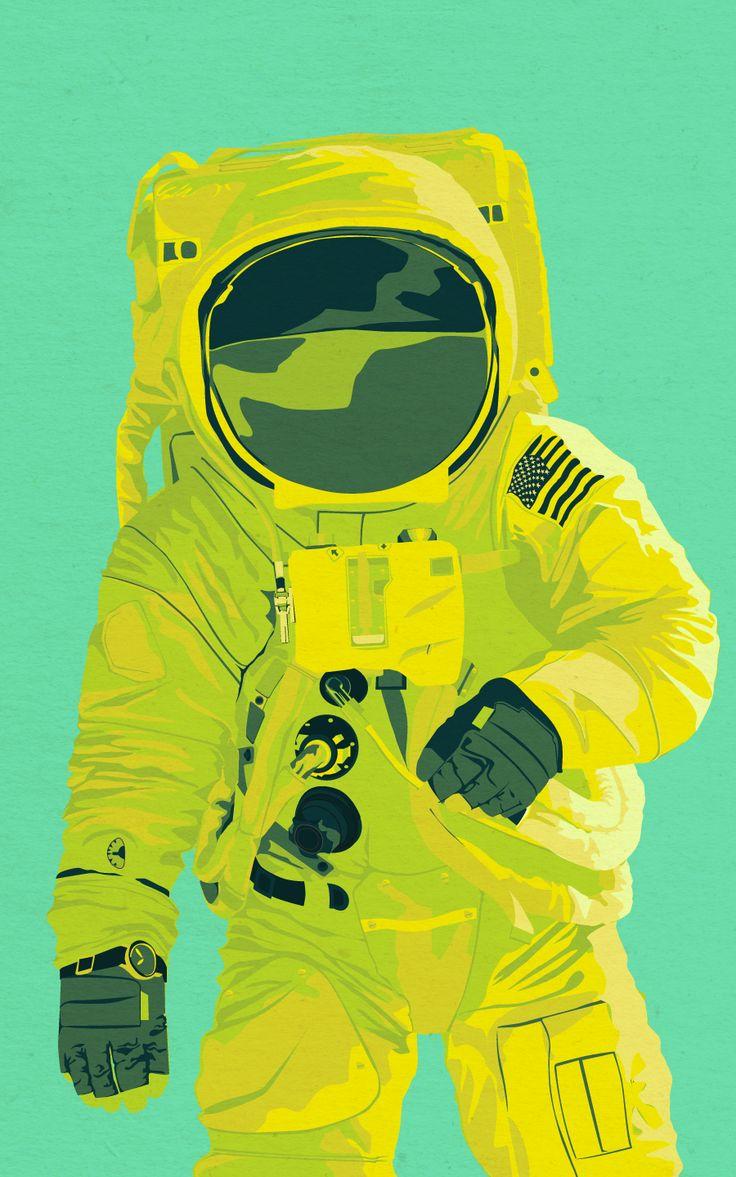 Spaceman_1.0 by rkotar.deviantart.com on @deviantART