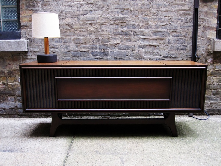 Retro Hifi Used To Look This Lovely Isn T It A V