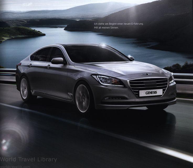 https://flic.kr/p/T5vCqN | Hyundai Genesis; 2015_4