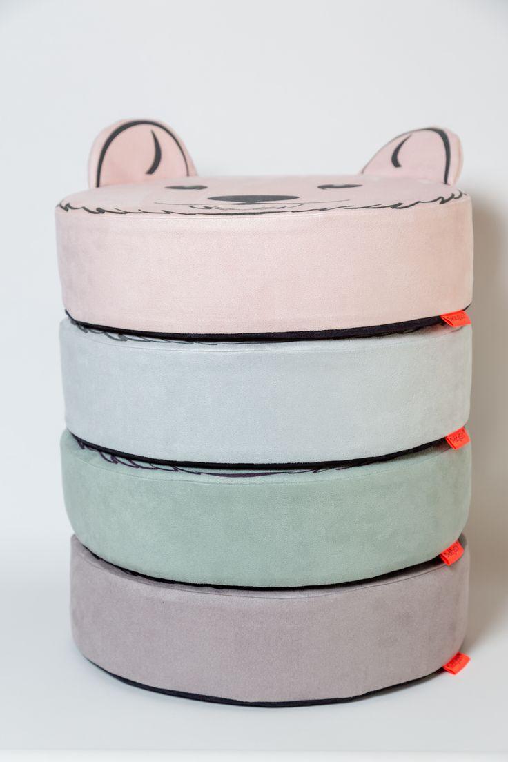 Soft Nordic Colors #kidsdesign #boosterseat | Børn