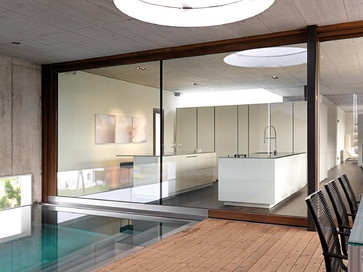 Hardly any other company offers as many different solutions and varieties as we do in more than 40 countries worldwide!  For you as an architect this will help you create the most individual spaces for your clients without being limited by a product range. Tell us about your ideas and we'll make them happen.