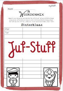 Juf-Stuff: Sinterklaas