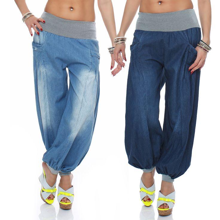 Sommerhosen jeans