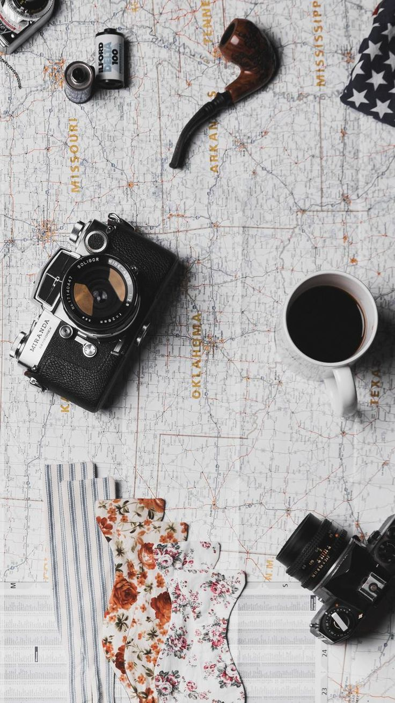 Photos & coffee ❤️