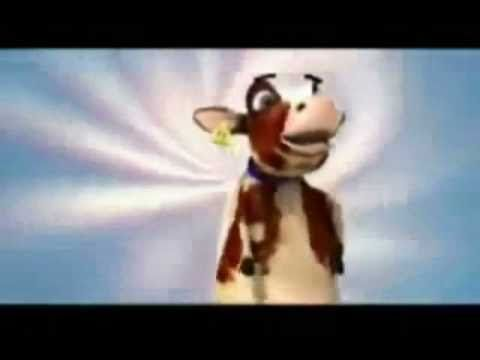 Happy Birthday, Dancing Cow Style!- use for the kids in school