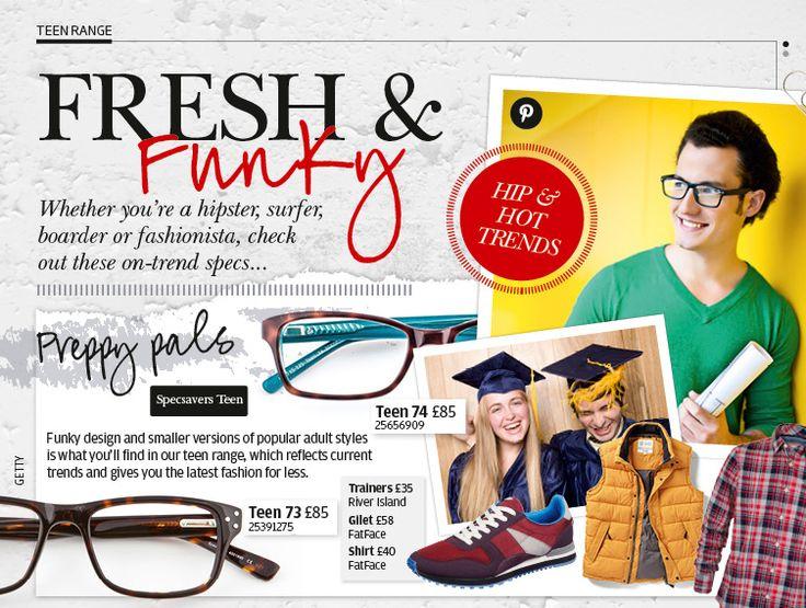 Preppy teen looks for 2014