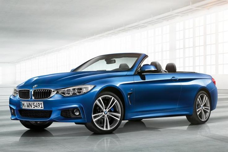 2016 BMW 4-Series Convertible