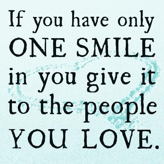 17 Best Images About Smile Quotes On Pinterest