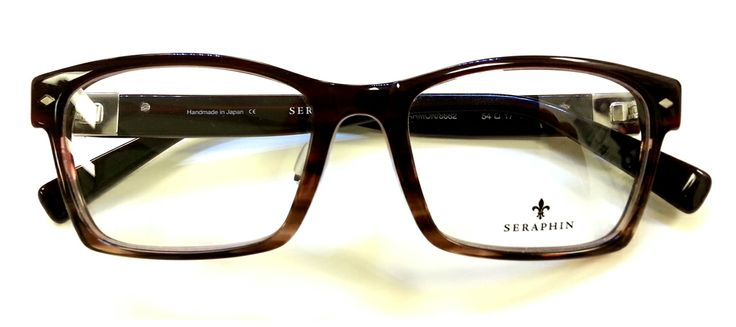 """One version of the """"Harmon"""" from Seraphin ... modern #vintage #glasses …"""