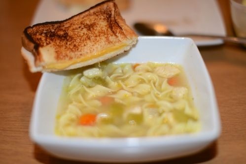 Ma soupe poulet & nouilles