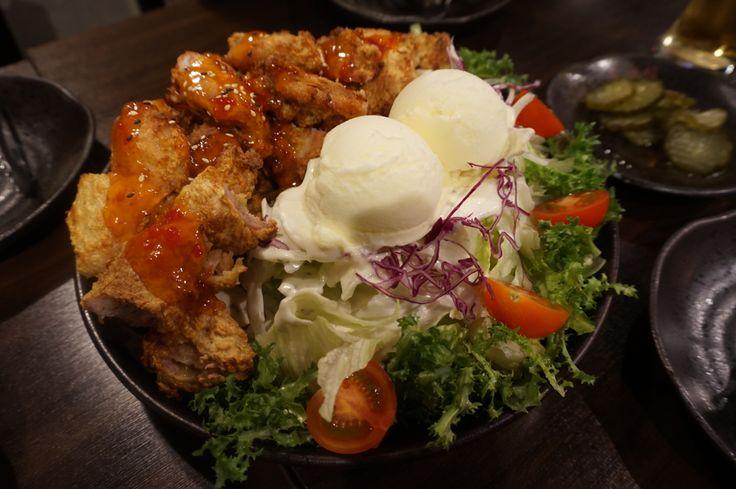 오꾸닭의 자랑 요거닭!! Chicken