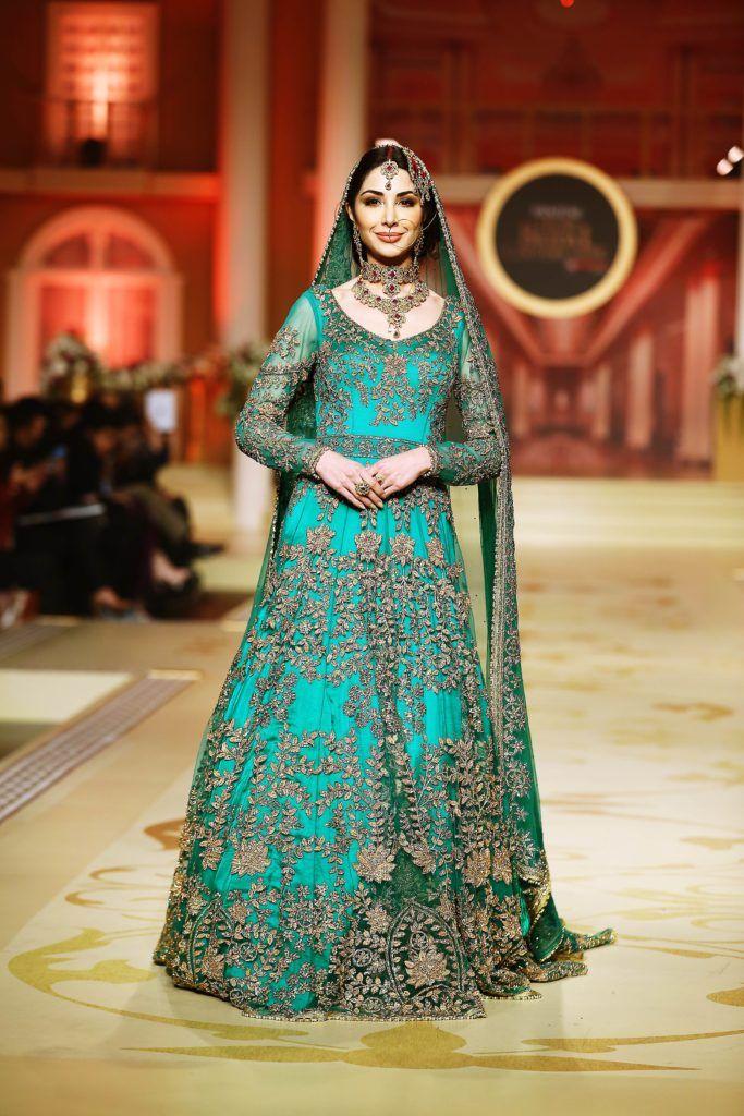 Pakistan Fashion Week Dresses 2018
