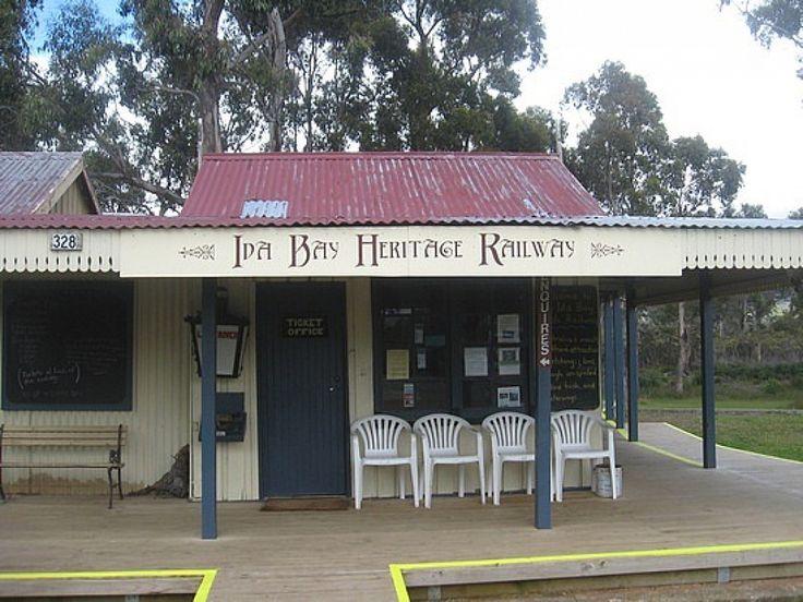 Photos « Ida Bay Railway | Ida Bay Railway - Far South Tasmania