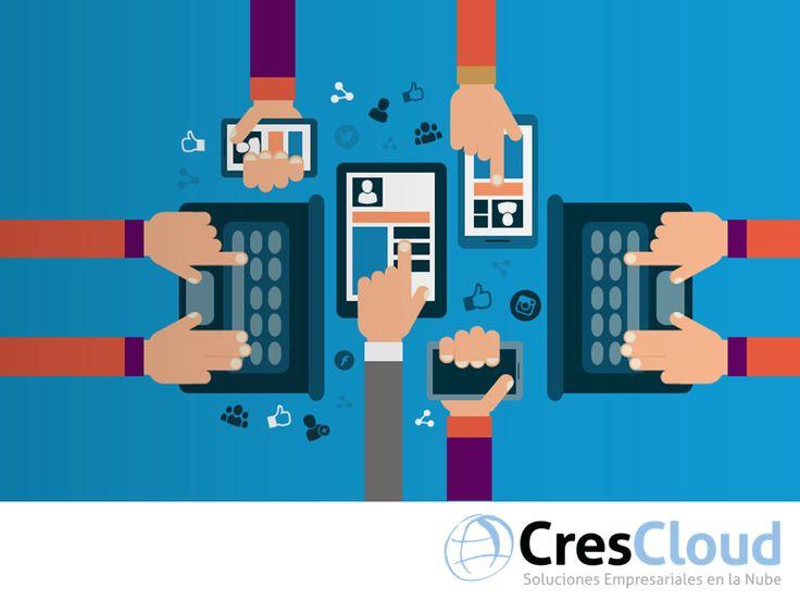 Elevamos la productividad de su empresa. TIPS PARA EMPRESARIOS. En CresCloud, desarrollamos una novedosa infraestructura para correr su información en la Nube e incluso, nuestro sistema Crescendo le da acceso a cien usuarios al mismo tiempo. Esto le permitirá cubrir en tiempo y forma, los asuntos más importantes de su empresa. Le invitamos a consultar nuestra página en internet www.crescloud.com, para conocer nuestros programas y costos. #logísticaycontroldeinventario