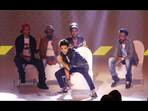 SLOW MOTION KING Raghav Juyal at his best | ABCD 2 promotion.